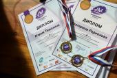 Победа на Всероссийском этапе Чемпионата «Юниор Мастер.Креатив»